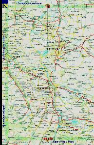 рыбалка в ставропольском крае карта водоемов бесплатно